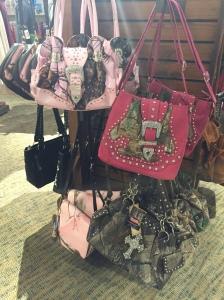 camo handbags