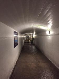 Niagara Falls Scary Tunnel