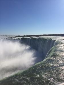 Niagara Falls top