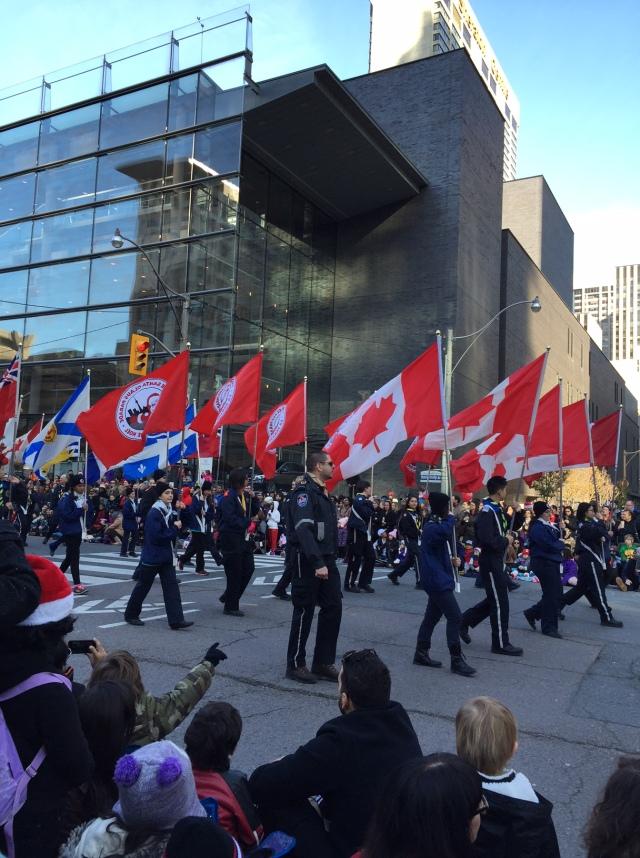 parade band 4