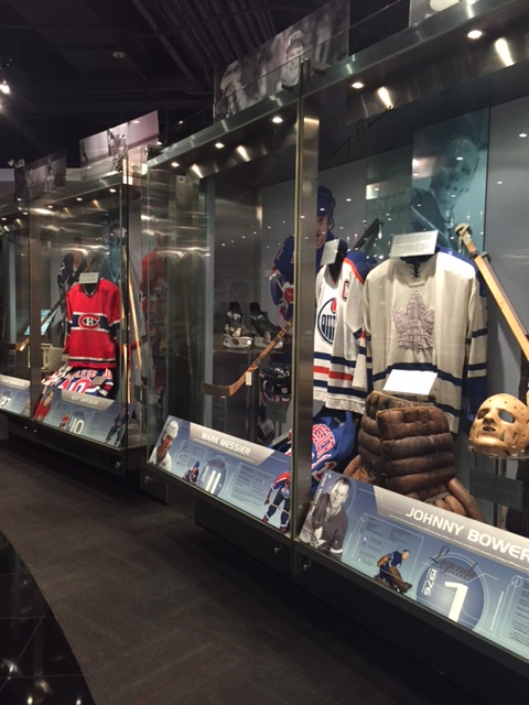ice hockey hall of fame