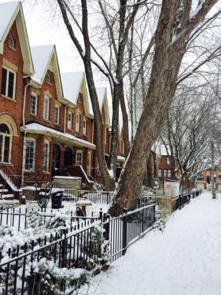 Toronto Snow Day