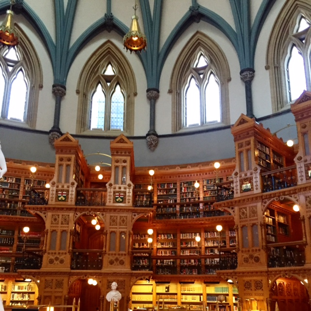 Parliament Hill Library 2