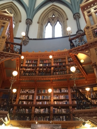 Parliament Hill Library 3