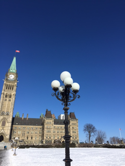 Parliament Hill Ottawa 1