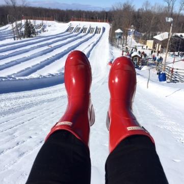 Snow Valley Tubing