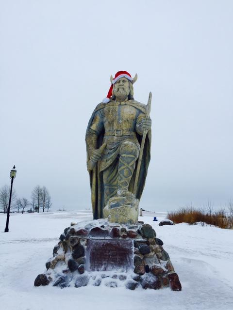 Viking Statue Gimli