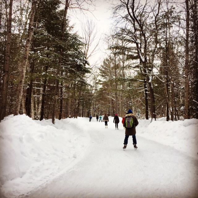 Arrowhead Skating Trail