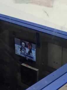 ice hockey commentary
