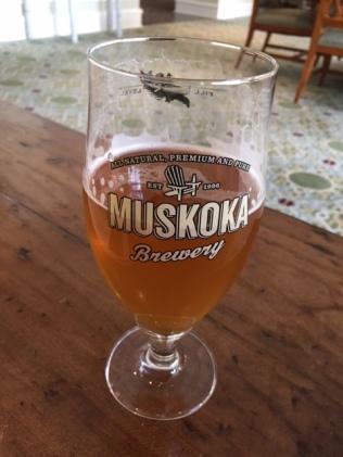Muskoka beer