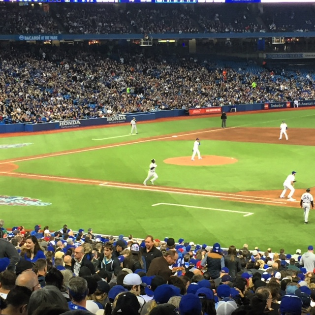 blue jays baseball game