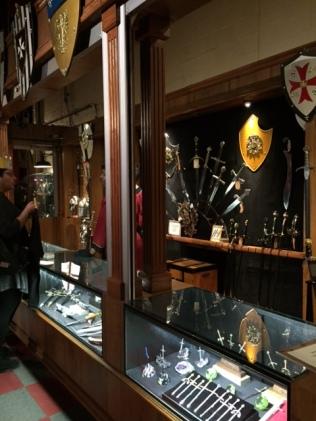 medieval times shops