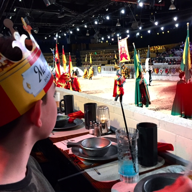 medieval times show 1