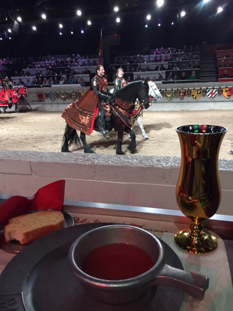 medieval times soup