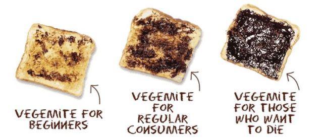 vegemite spread