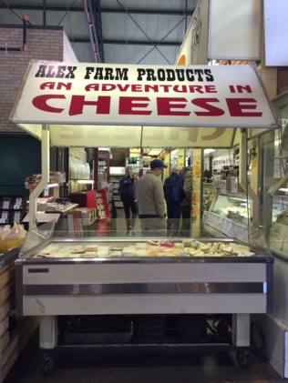 St Lawrence Market Cheese
