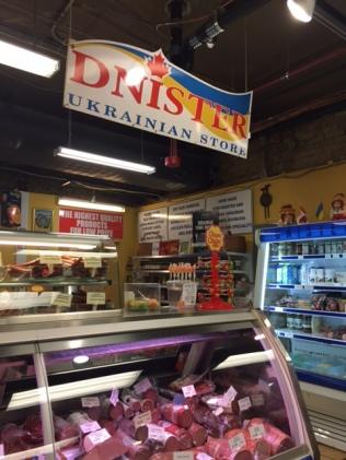 St Lawrence Market Ukranian